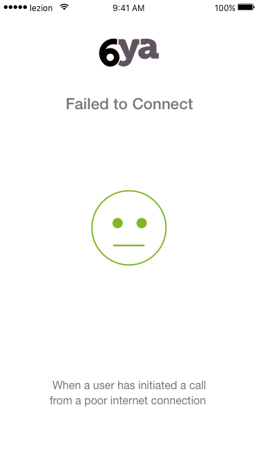 failed-to-connect-user